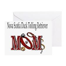 Nova Scotia Duck Tolling Retriever M Greeting Card