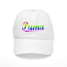 Puma, Rainbow, Baseball Cap