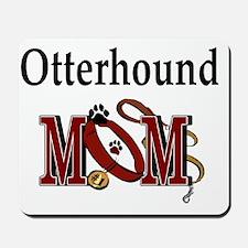 Otterhound Mom Mousepad