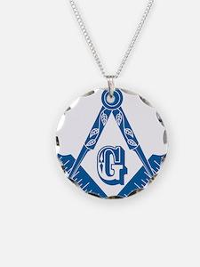 Illinois Freemason Necklace