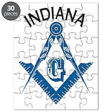 Indiana Freemason Puzzle
