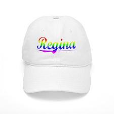Regina, Rainbow, Baseball Cap