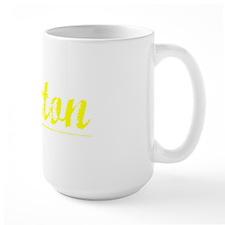 Saxton, Yellow Mug
