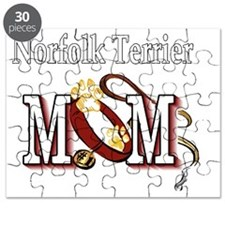 Norfolk Terrier Mom Puzzle