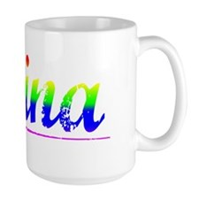 Reina, Rainbow, Mug