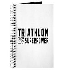 Triathlon Is My Superpower Journal