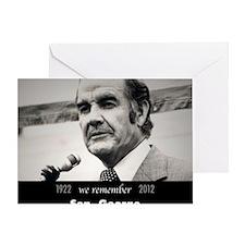 McGovern 1972 Greeting Card