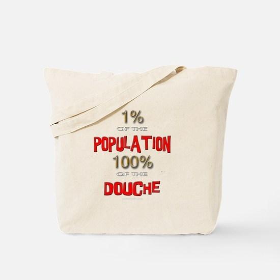 100% Tote Bag