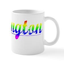 Remington, Rainbow, Mug
