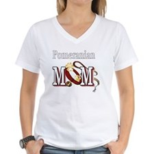 Pomeranian Mom Shirt