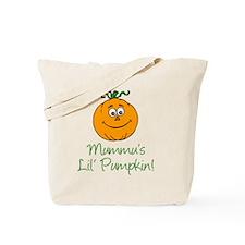 Mummus Little Pumpkin Tote Bag