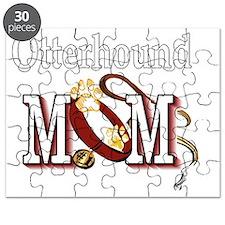 Otterhound Mom Puzzle