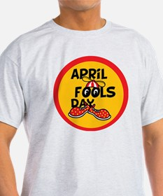 April Fools Day Beanie Boy T-Shirt
