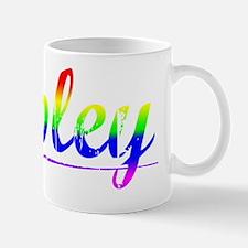 Ripley, Rainbow, Mug