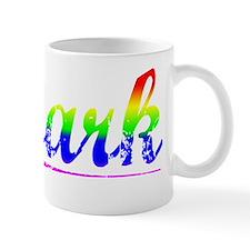 Roark, Rainbow, Mug