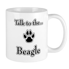 Beagle Talk Mug