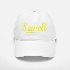 Sewell, Yellow Baseball Baseball Cap