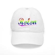 Rolon, Rainbow, Baseball Cap