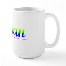 Ronan, Rainbow, Mug