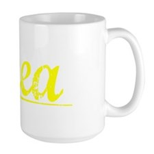 Shea, Yellow Mug