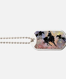 Id Rather Be Riding! Horse Dog Tags