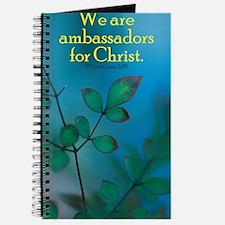 Ambassadors for Christ Journal