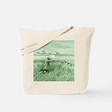 Hunting Wild Geese Tote Bag