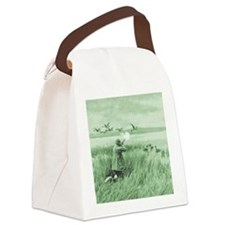 Hunting Wild Geese Canvas Lunch Bag