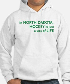 North Dakota Hockey Hoodie
