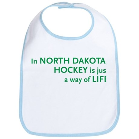North Dakota Hockey Bib