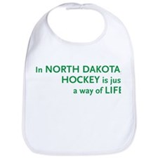North Dakota Hockey Bib