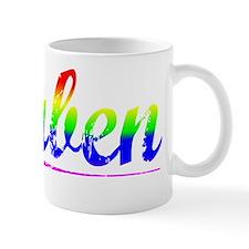 Ruben, Rainbow, Mug