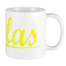 Silas, Yellow Small Mug