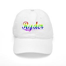 Ryder, Rainbow, Baseball Cap