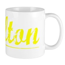 Skelton, Yellow Mug