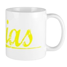 Sias, Yellow Small Mug