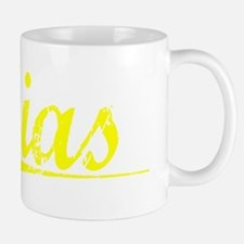Sias, Yellow Small Small Mug