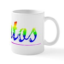 Santos, Rainbow, Mug