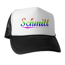 Schmitt, Rainbow, Trucker Hat