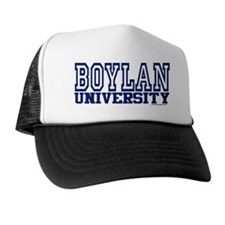 BOYLAN University Trucker Hat