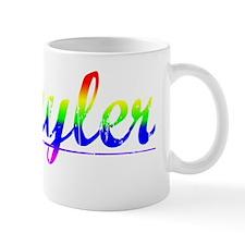 Schuyler, Rainbow, Small Mug
