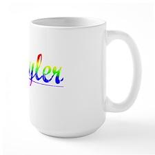 Schuyler, Rainbow, Mug