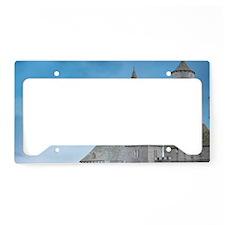 dc_pillow_case License Plate Holder