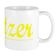 Spitzer, Yellow Mug