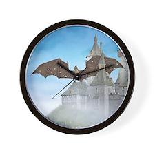 dc_king_duvet_2 Wall Clock
