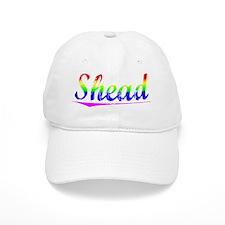 Shead, Rainbow, Baseball Cap