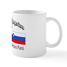 Croatian-Slovenian Mug
