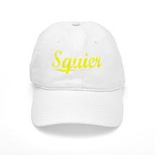 Squier, Yellow Baseball Cap