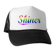Shiner, Rainbow, Trucker Hat
