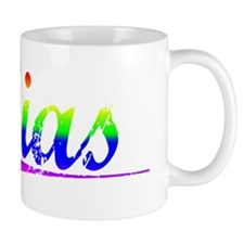Sias, Rainbow, Small Mug